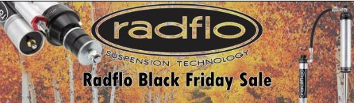 Radflo Black Friday